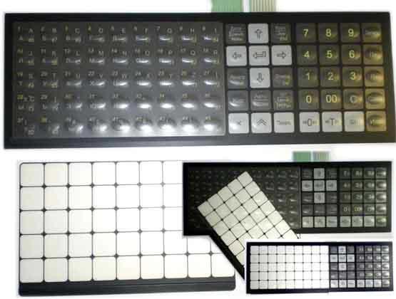 пленочная клавиатура